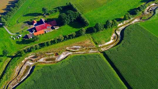 Revitalisierung des Löninger Mühlenbaches – Verlegung und Anlage einer Sekundäraue